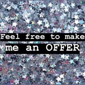 ★MAKE ME AN OFFER ★